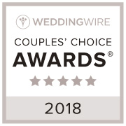 WeddingWire Couples' Choice Award